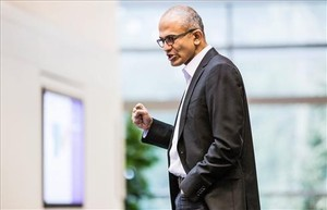 Satya Nadella, conseller delegat de Microsoft.