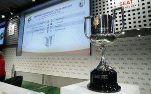 El sorteo de cuartos de la Copa tendrá lugar este viernes en Madrid.