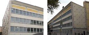 BCN rehabilita la façana de l'Institut Milà i Fontanals, al Raval