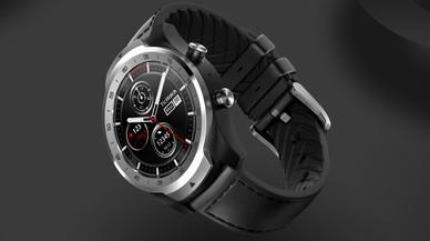 El reloj TicWatch Pro de Mobvoi revoluciona el segmento con sus dos pantallas