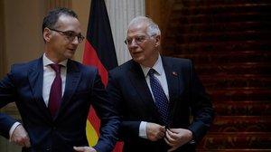 """Borrell contesta el PP i Cs sobre l'acord per a Gibraltar: """"Convindria que sabessin de què parlen"""""""