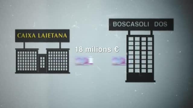 Video del '30 minuts' de TV-3 donde se explica como con dinero de Caixa Laietana se construyó un hotel de lujo en Tailandia que no llegó ni a abrirse.
