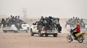 Almenys 16 soldats morts en un atac contra una base militar al Níger