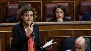 La ministra d'Igualtat anirà a treballar el dia de la vaga feminista