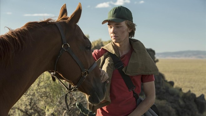 'Lean on Pete': hacia la adultez, golpe a golpe