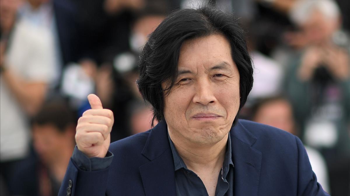 Lee Chang-dong, en Cannes.