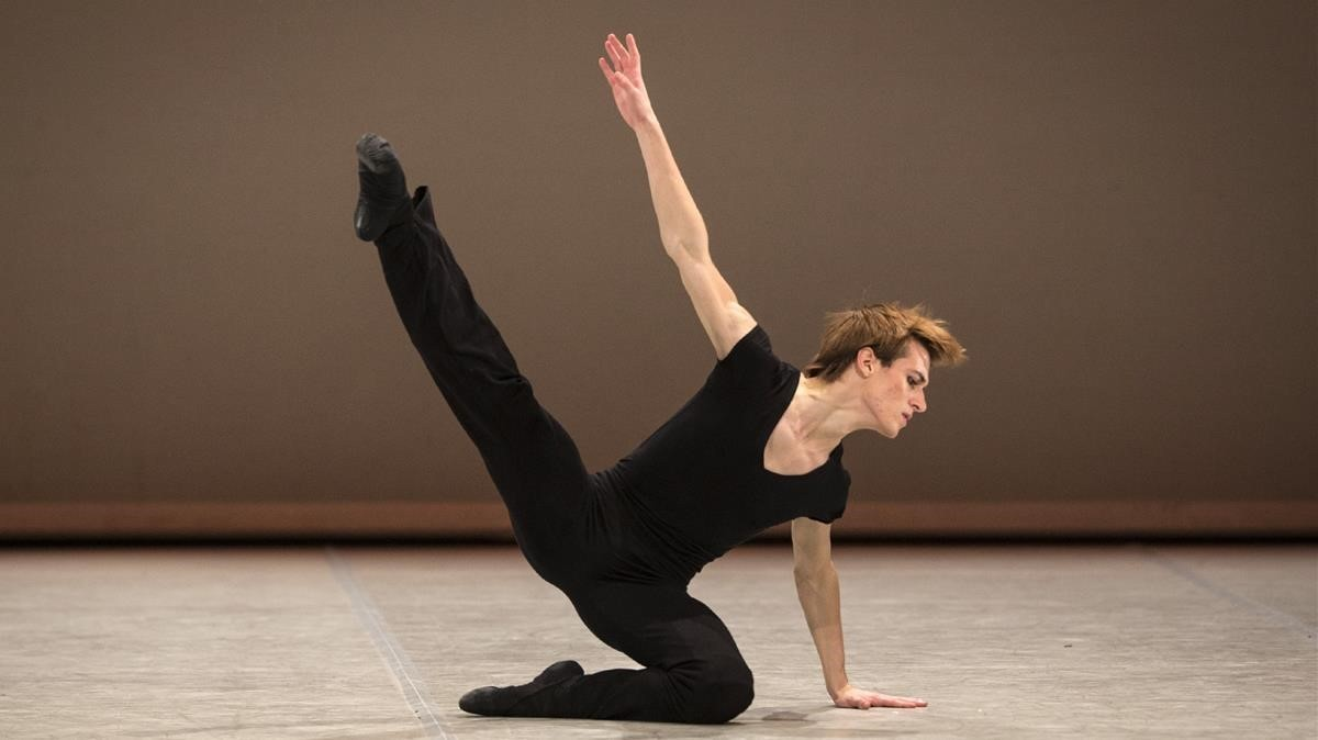 David Yudes, First Artist del Royal Ballet de Londres.
