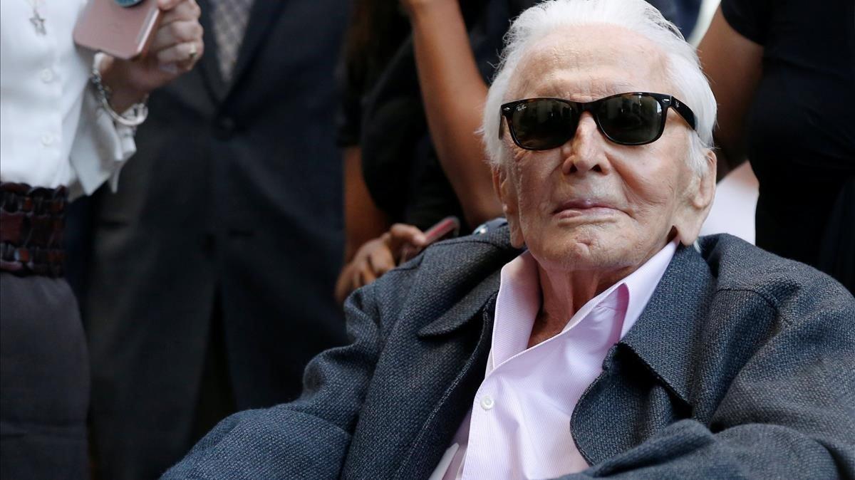 Kirk Douglas compleix 103 anys