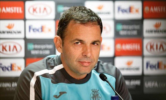 Javi Calleja, hasta el 10 de diciembre, entrenador del Villarreal.