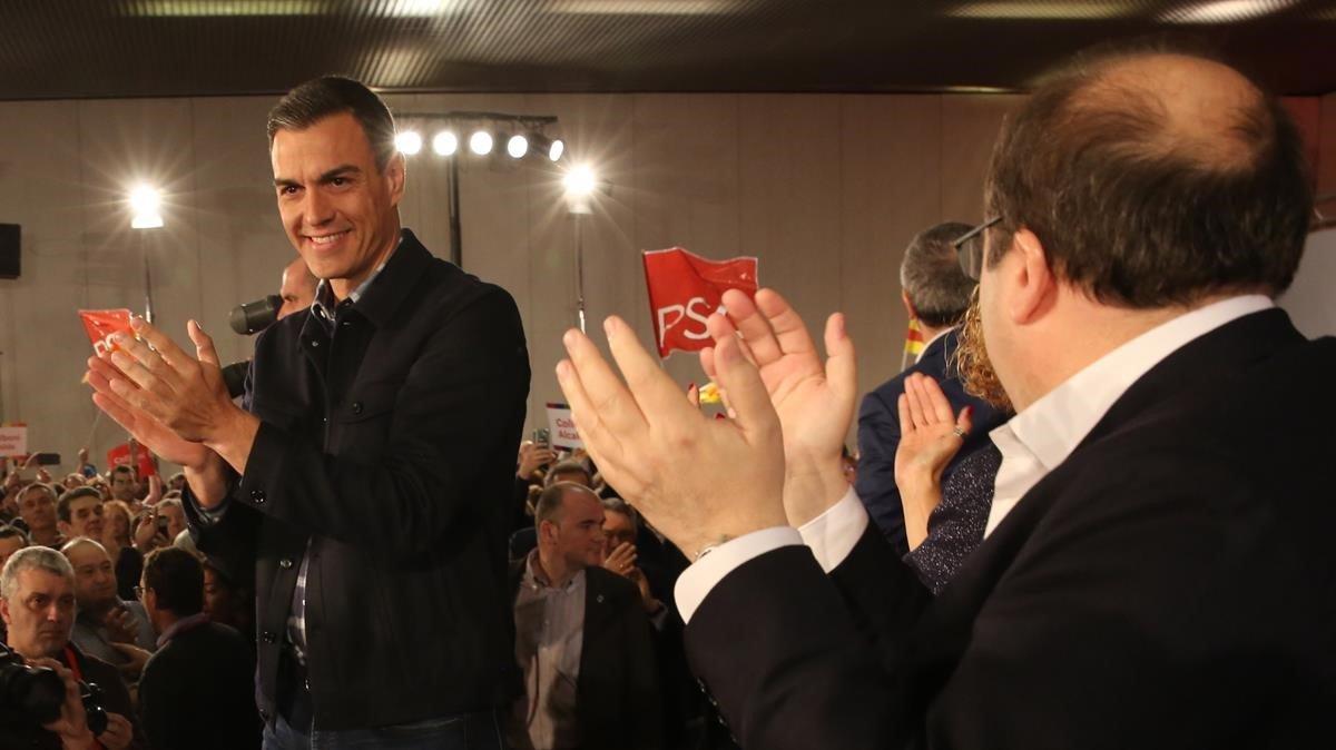 Sánchez assegura que esgotarà la legislatura amb o sense Pressupostos
