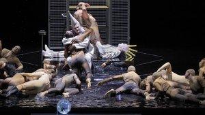 Un momento de Karl V, estrenada este domingo en Múnich.