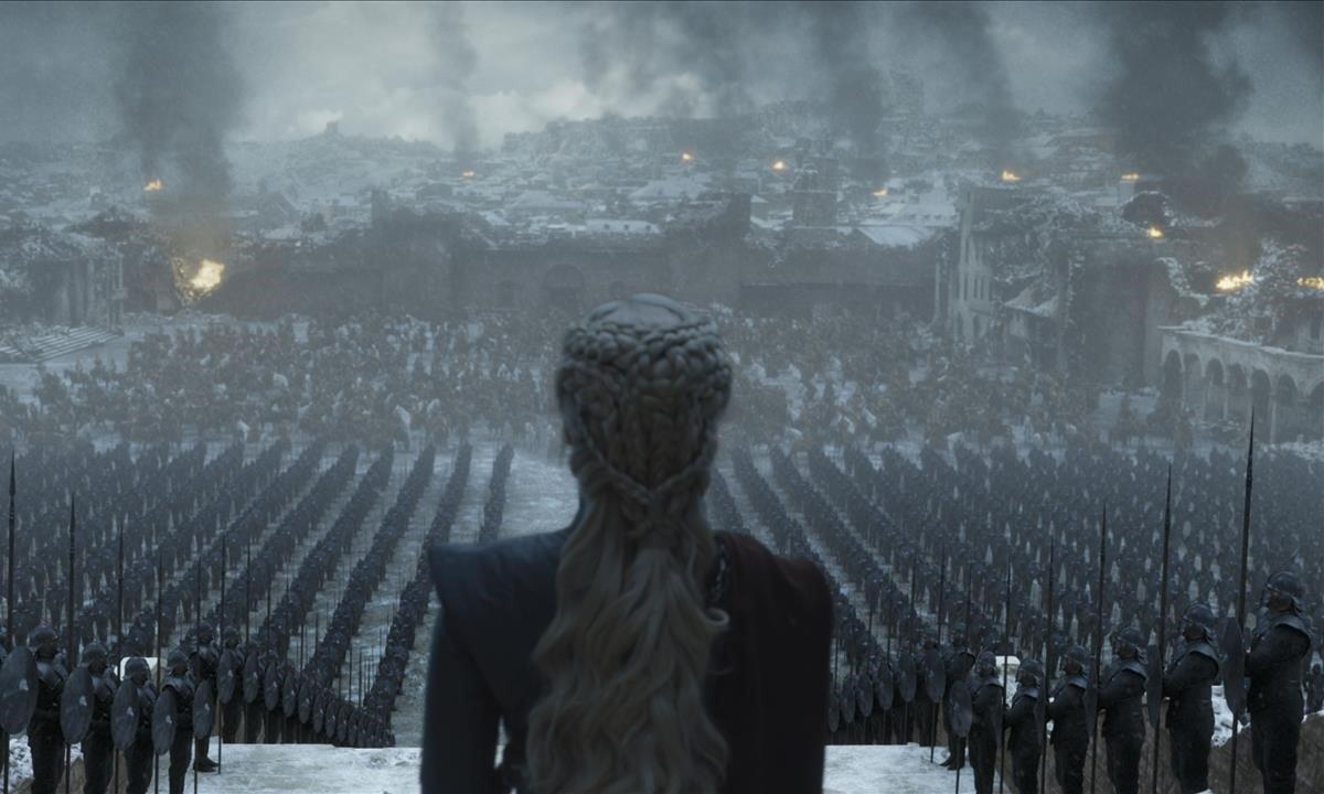 L'última batalla de 'Joc de trons' es lliura als premis Emmy