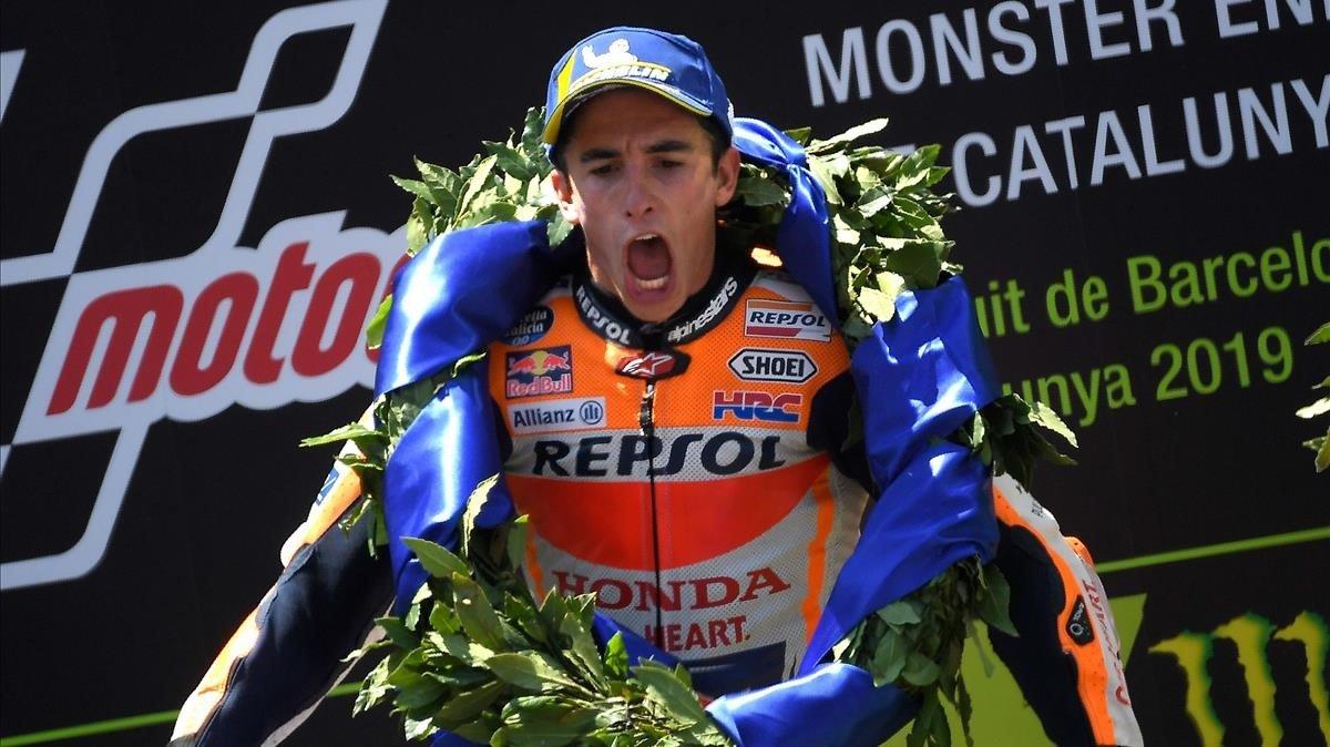 MotoGP. GP de Catalunya en directe online.