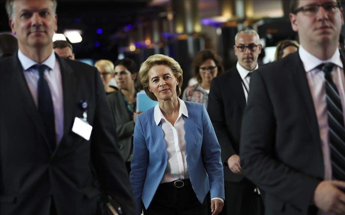 La candidata a presidir la Comissió Europea no convenç l'Eurocambra