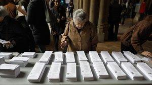 Votació sense napalm