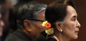 La Nobel Suu Kyi defensa l'Estat birmà en el judici del genocidi contra els rohingyes