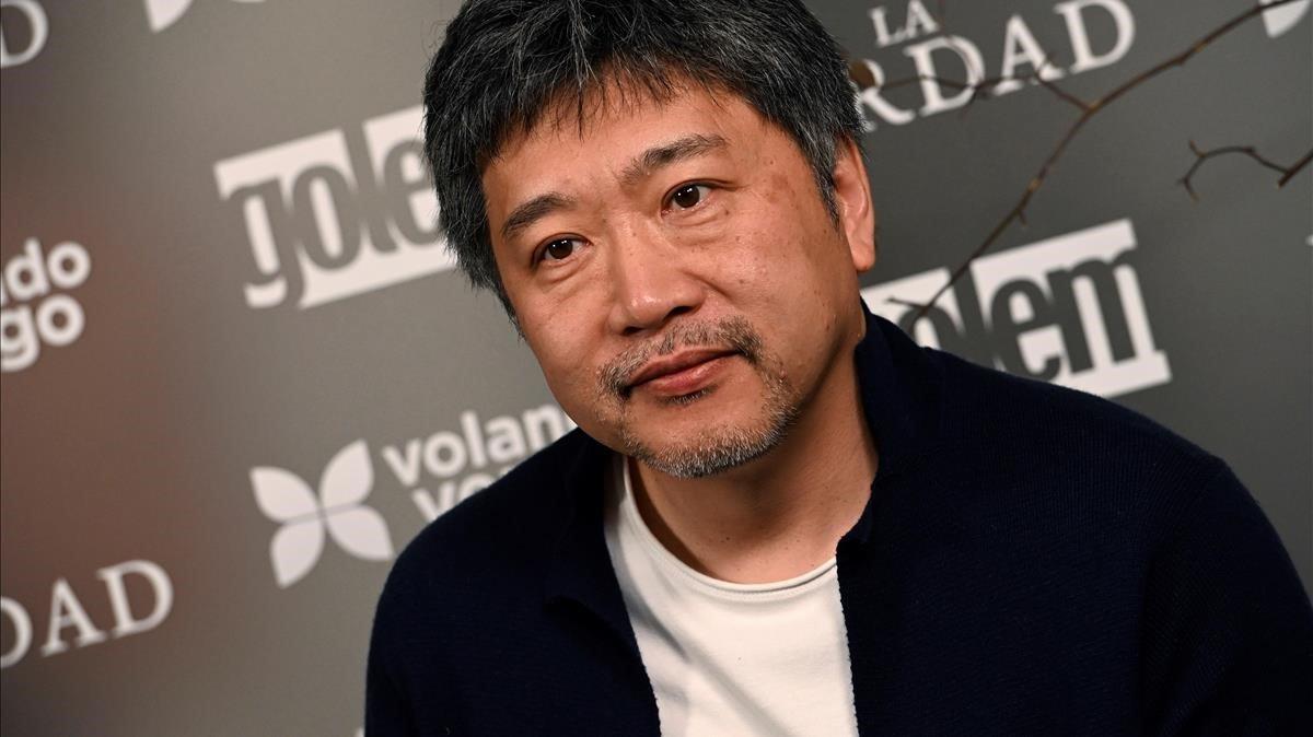 Hirokazu Kore-eda: «Cada vegada sento més el pes de les meves carències»