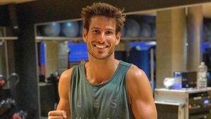 Cesc Escolà, el profesor de fitness de 'OT' 2020.