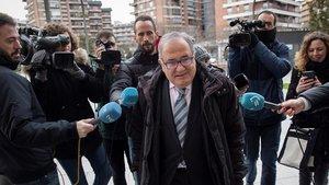 Sabalza confirma la sortida de diners de l'Osasuna i nega haver denunciat manipulacions