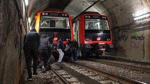 El fotògraf dels grafiters del metro