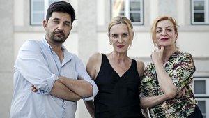 La dansa s'alia amb el circ i el teatre al Grec