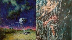 José Segrelles, el pintor alienígena