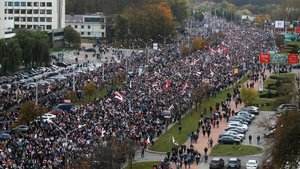 Vaga general a Bielorússia per exigir la marxa de Lukaixenko
