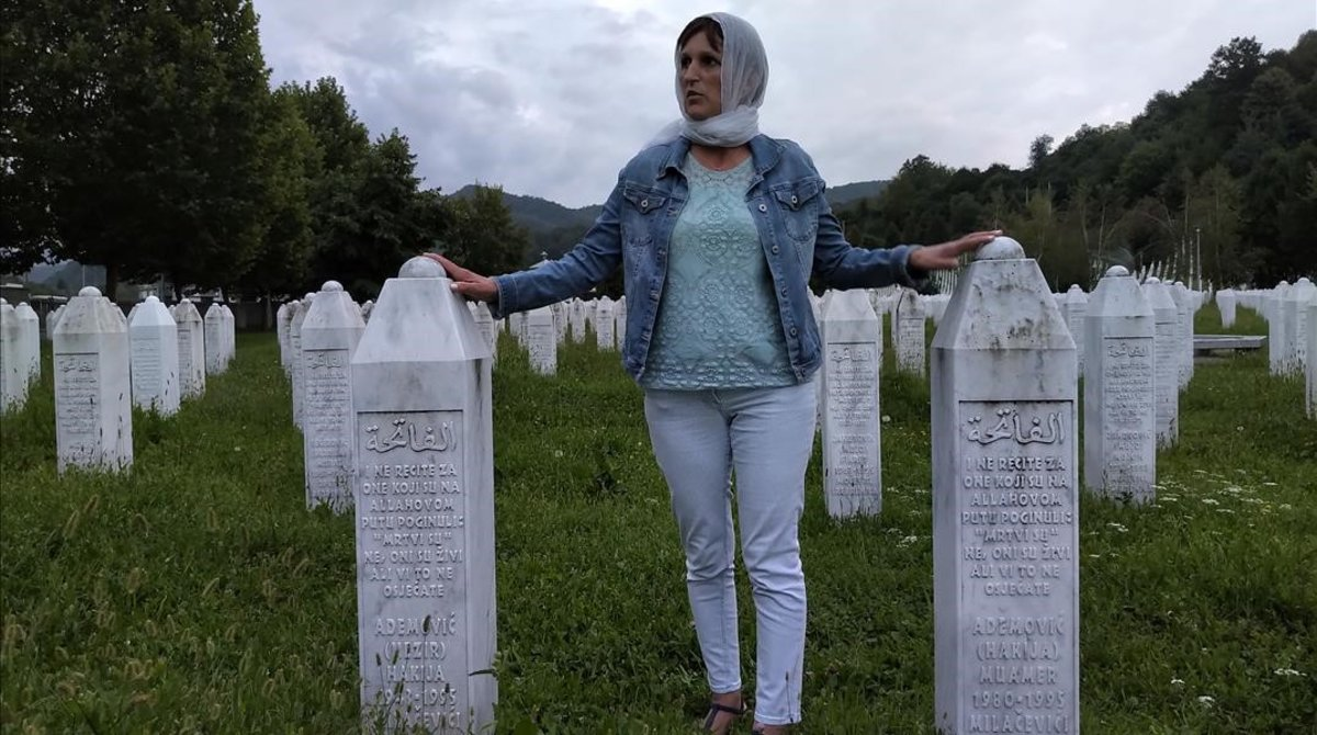Buscant el Nezir a les fosses de Bòsnia