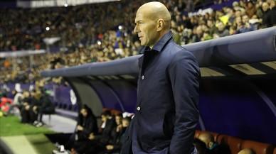Zidane ni pestañea