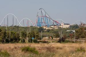 Terrenos a lado de Port Aventura, destinados a nuevo parque tematico Barcelona World.