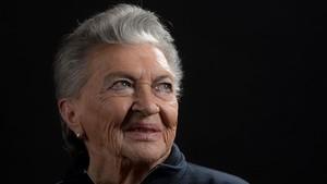 Margot Duhalde primera mujer piloto de chile y de las fuerzas de la resistencia francesa