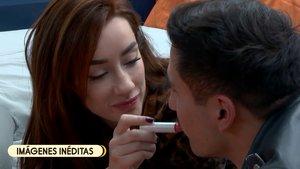 """Adara y Gianmarco se acercan en 'El tiempo del descuento': """"¿Tú no sientes nada?"""""""