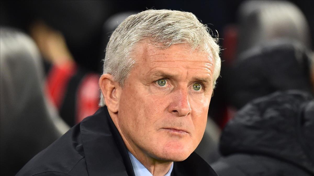 L'exblaugrana Mark Hughes, acomiadat del Southampton