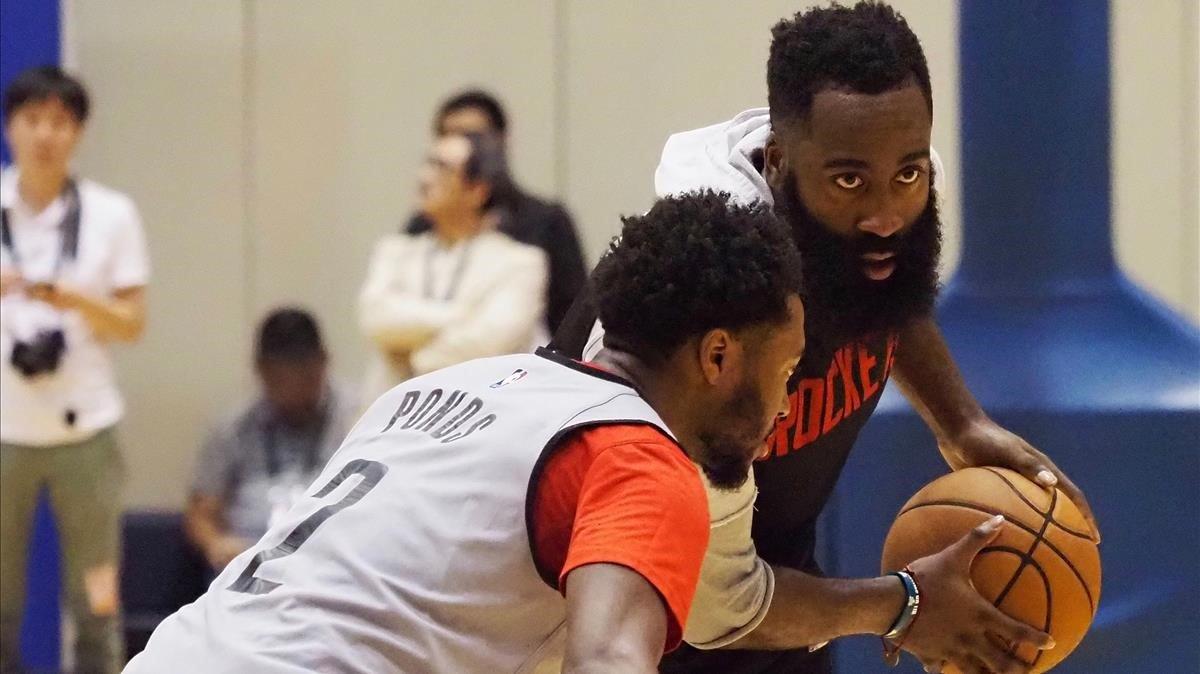 Alarma a l'NBA per la crisi sorgida entre la Xina i els Rockets