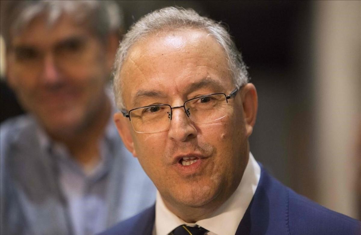 El alcalde de Rotterdam, Ahmed Aboutaleb.