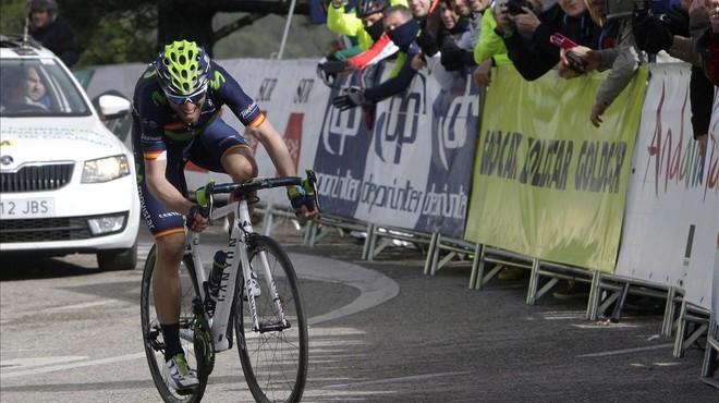 Valverde y Contador ya se exhiben en febrero