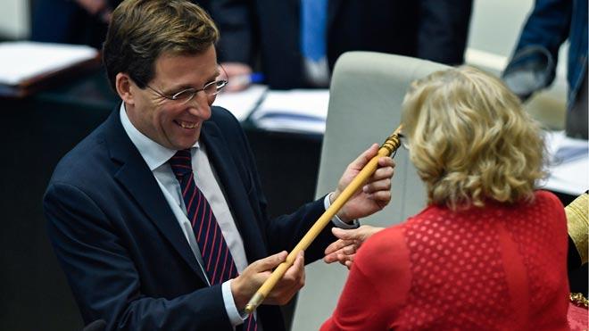 El PP recupera Madrid: Almeida és alcalde amb vots de Cs i Vox