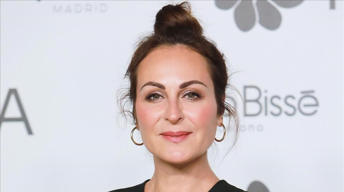 La actriz Ana Milán.
