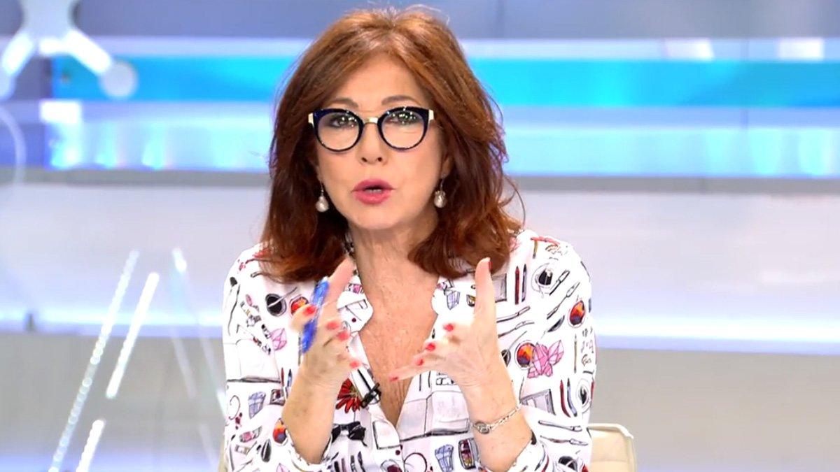 Ana Rosa Quintana, a quienes la consideran 'non grata'.