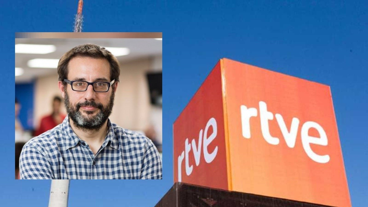 Andrés Gil dimite de su elección como presidente de RVTE.