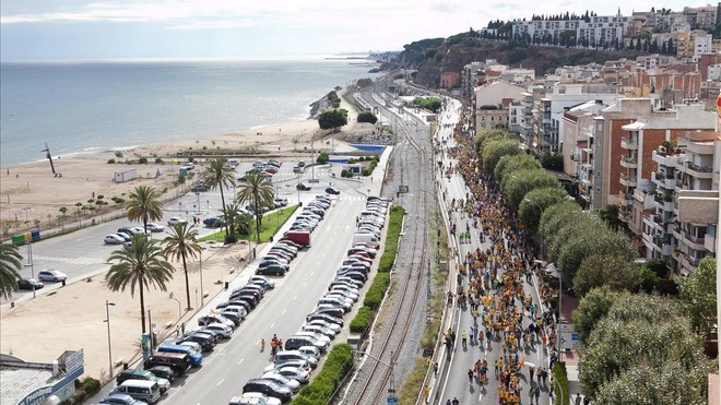 Arenas de Mar, el nuevo pueblo inventado de Catalunya (ahora por la Fiscalía Anticorrupción)