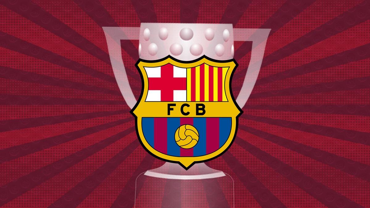 Campeón de La Liga. El Barça gana el primer título del posible triplete.