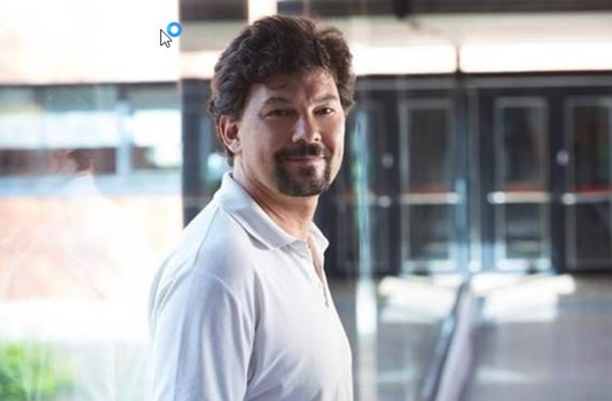El investigador español Carlos Peña, director del Laboratorio Subterráneo de Canfranc.