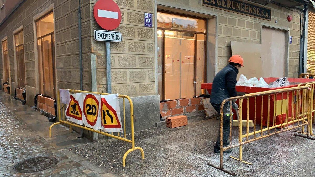Casa Cacau, la bombonería que tienen previsto abrir los hermanos Roca en Girona.