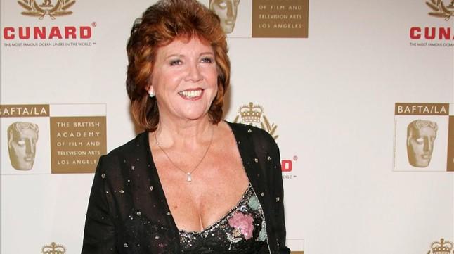 La antigua cantante, actriz y presentadora de televisión Cilla Black, en una imagen del 2005.