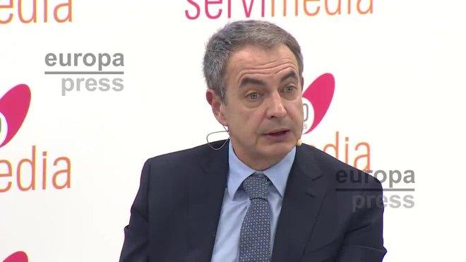 ¿Cuántas veces parpadea José Luis Rodríguez Zapatero?