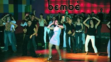 La discoteca Bembé, en la Zona Hermética de Sabadell, en el 2002.