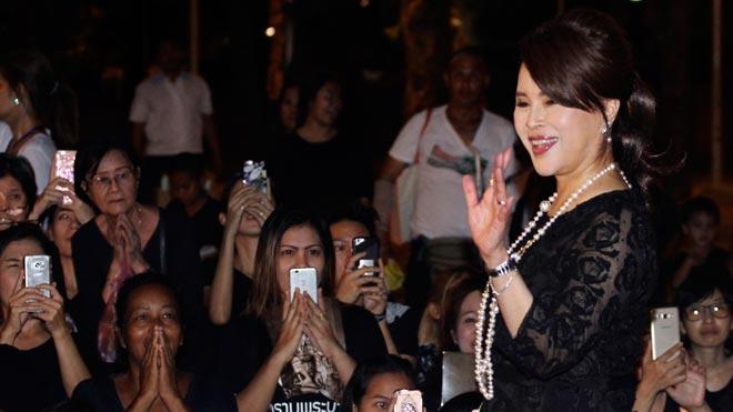 Disuelven el partido que tenía como candidata a la hermana del rey tailandés. En la foto, la princesa Ubolratana Mahidol.