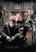 Els actors Michael Nyqvist i Noomi Rapace, Lisbeth Salander i Mikael Blomkvist en la versió cinematogràfica sueca de 'Millennium'.