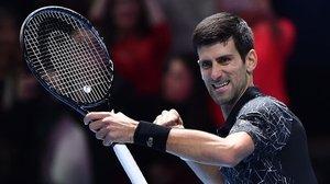 Djokovic atropella Zverev en actitud mestra